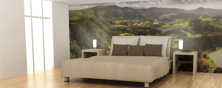 HP Wallcoverings – As Safe as Houses!