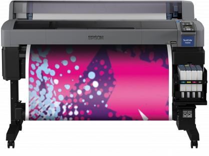 Coming soon: Epson's new SureColor SC-F6300