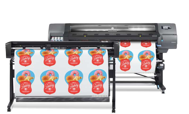 HP Latex Print and Cut Solutions – A World of Opportunities