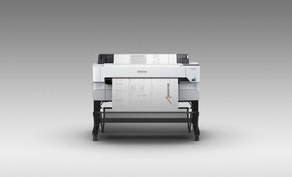 Epson launches two new technical plotters
