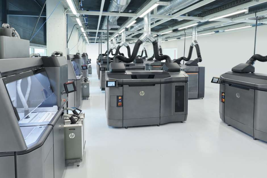 Welcome to HP's 3D Center of Excellence