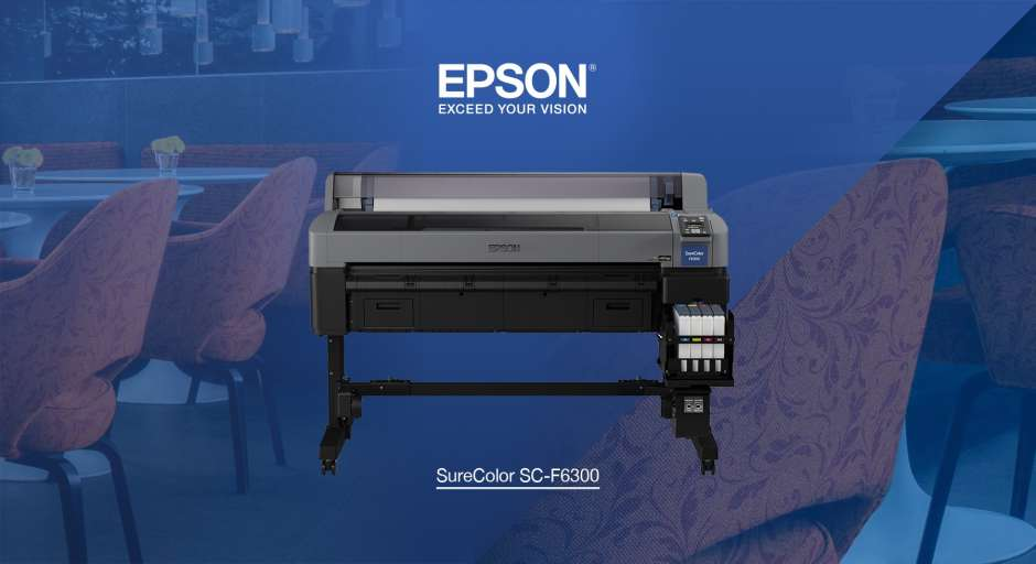 Introducing the Epson SureColor SC-F6300