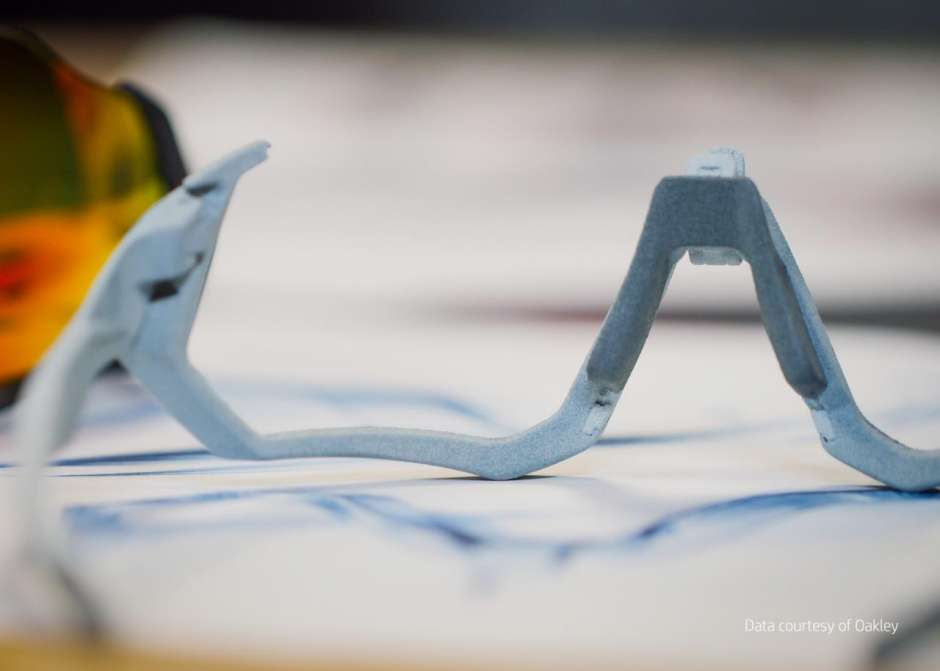 HP and Oakley team up for 3D prototyping