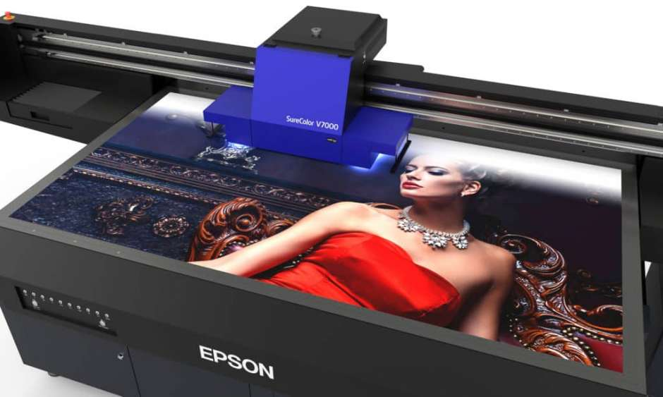 Epson takes its first steps into the flatbed market