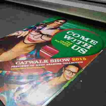 Canon POPs and graphics printing