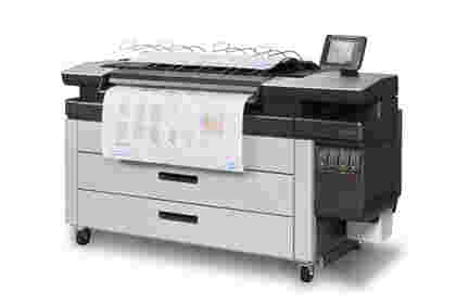 HP PageWide Xl 4100