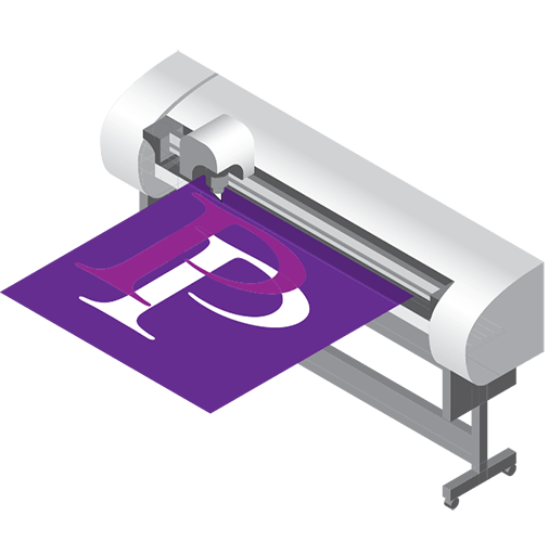 Roll cutter icon