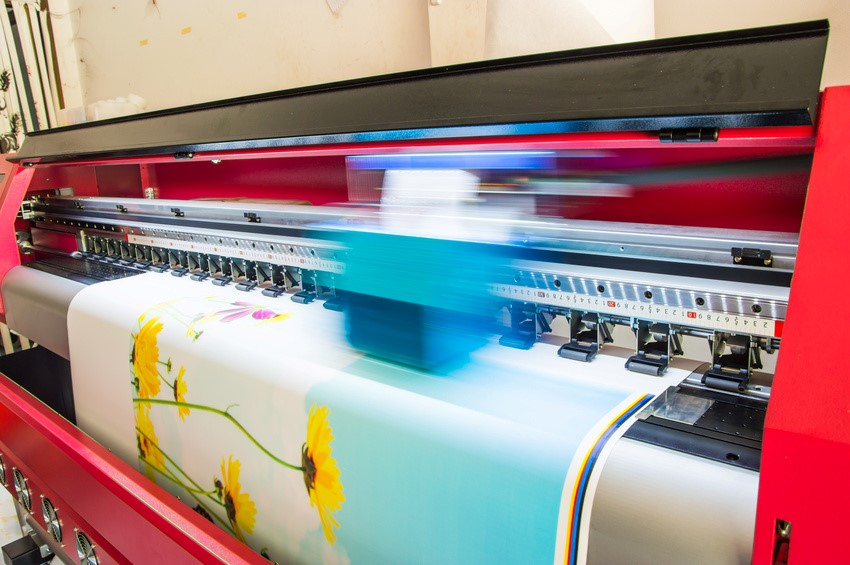The uses of vinyl printing