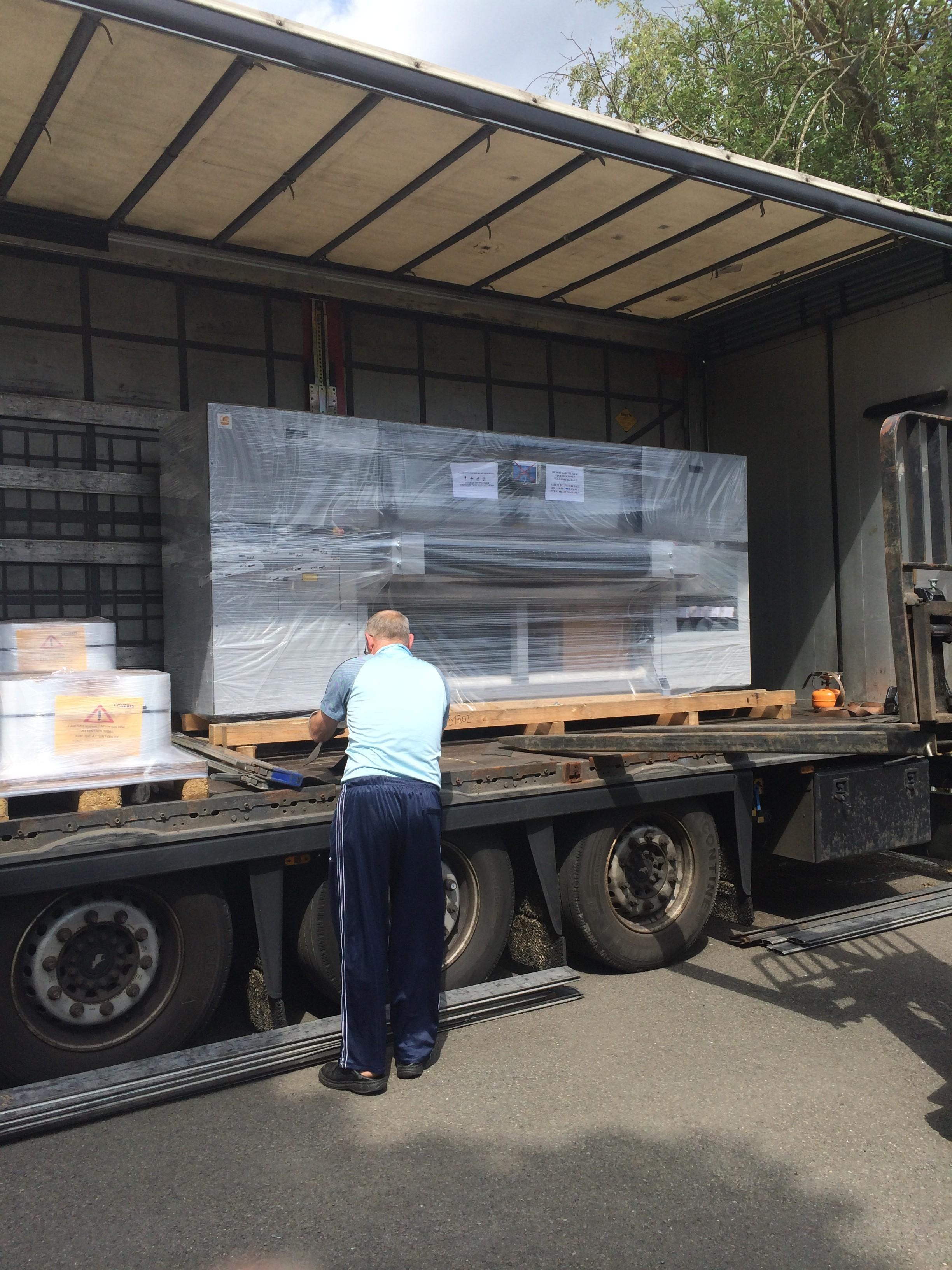 Durst Omega 2 Arrives at Harris Signs