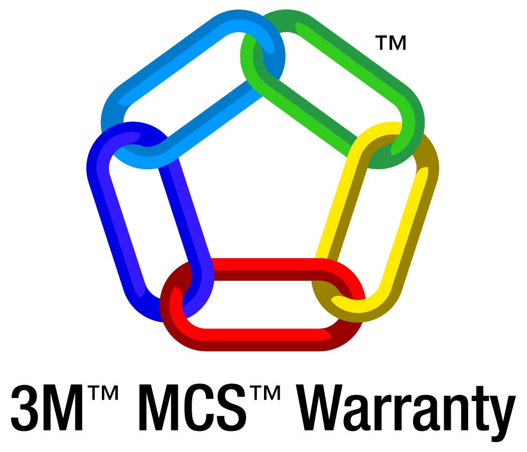 3M™ MCS™ Warranty Logo