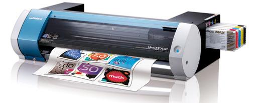 Roland Versastudio Bn 20 Desktop Inkjet Printer Cutter