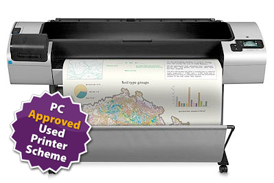PC Approved Used Printers Scheme