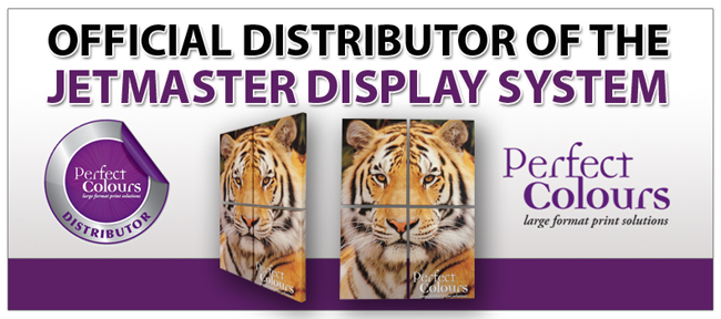Distribution Partner of the Jetmaste Display System
